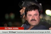 El Chapo: Mafioso horrible