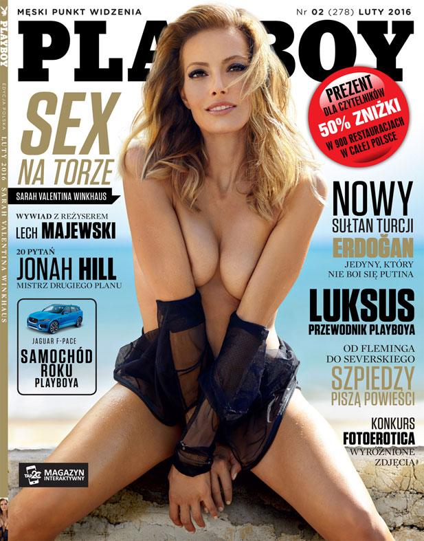 Playboy luty 2016