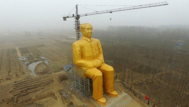 pomnik Mao