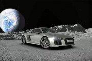Super Komandor z Audi R8