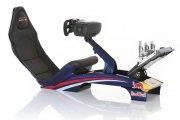 Fotel do gier na licencji F1