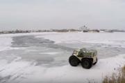 Niesamowity mini monster truck z Rosji