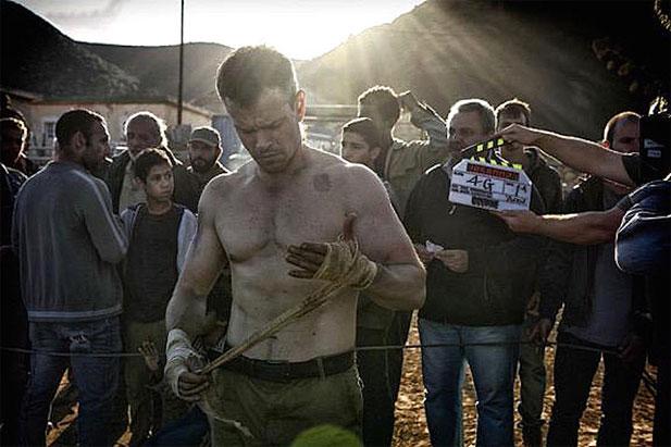 Jason Bourne zwiastun
