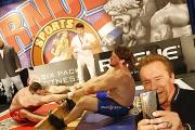 Mas Wrestling, czyli jak zawodowo chwytać drążek w dłonie