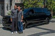 Ekskluzywna limuzyna Dr. Dre