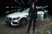 Śmieszny Mercedes klasy AA