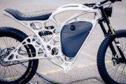 Drukowany motocykl
