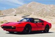 Elektryczne Ferrari
