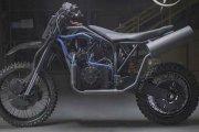 Bezszelestny motocykl dla armii