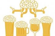 Piwo chroni mózg