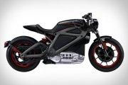 Elektryczne Harleye?