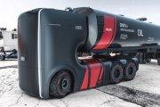 Futurystyczna ciężarówka od Audi