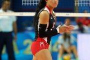 Wicemiss siatkówki - Brenda Castillo