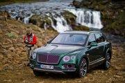 Bentley dla wędkarzy