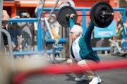 84-letni crossfiter