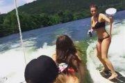 Piwny wakeboarding