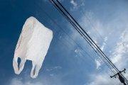 Plastikowa torba zamiast prezerwatywy