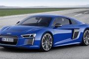Koniec bolidu Audi R8 e-Tron