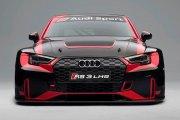 Broń na tor - Audi RS3 LMS