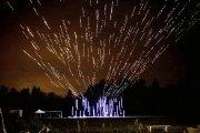 Taniec z dronami (500 sztuk)