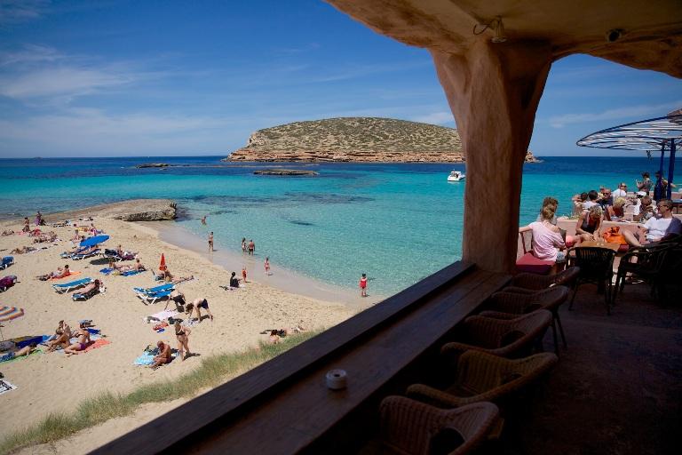 Widok z baru na pla__ - Ibiza.jpg