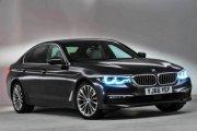 BMW królem ulic w 2017 roku