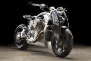 Motocykl, który przetrwał apokalipsę