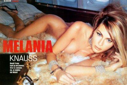 Melania Trump Nago