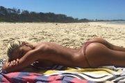 Plażowa dziewczyna - Madison Edwards