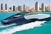 Jacht od Bugatti