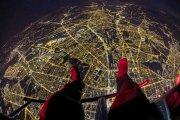 Niesamowite zdjęcia lotnicze Warszawy - WARSAW ON AIR