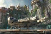 Kosmiczny park rozrywkowy w klimacie Gwiezdnych Wojen