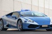 Nowe Lambo w policji