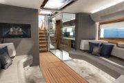 Luksusowy jacht z silnikami Rolls Royce'a