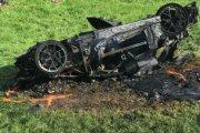 Hammond rozbił auto za 3,7 mln zł