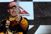 Oświadczenie Renault w sprawie powrotu Kubicy do F1