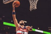 Gortat w składzie all-time Washington Wizards