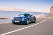 Bentley Continental GT w nowej odsłonie