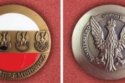 Honorowa moneta dla Misiewicza