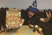 367-dniowa dieta złożona z pizzy