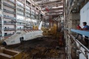 Z kamerą do opuszczonych sowieckich hangarów kosmicznych