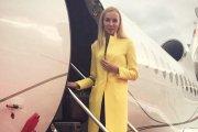 Rosjanki wynajmują uziemione prywatne odrzutowce żeby robić sobie z nimi fotki na Instagram