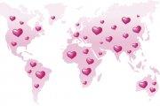 Seksualna mapa świata – jak wygląda seks na świecie?