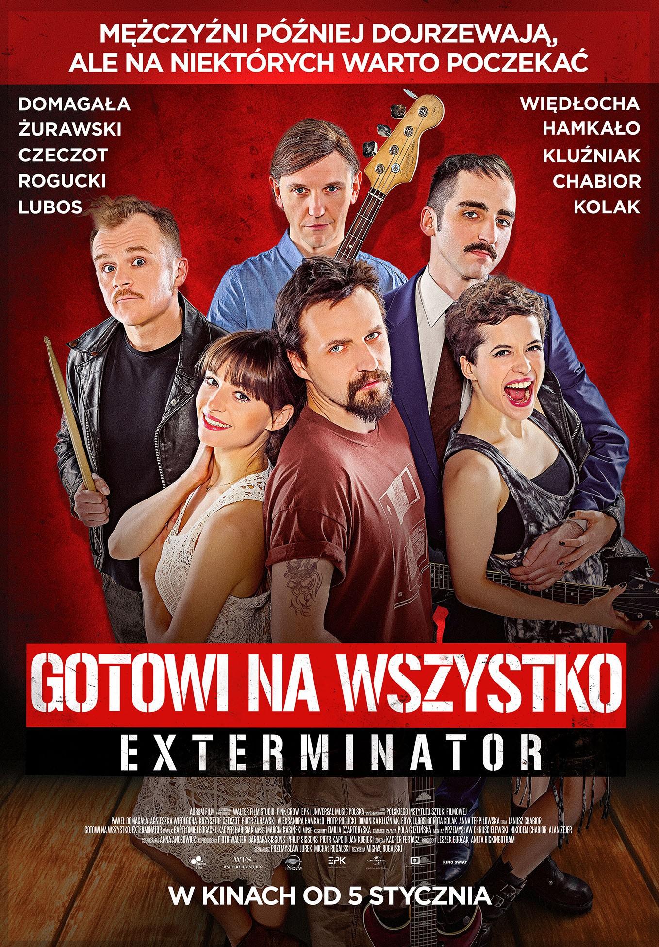 GOTOWI NA WSZYSTKO EXTERMINATOR oficjalny plakat.jpg