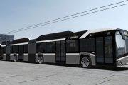 Solaris buduje ultranowoczesne dwuprzegubowe trolejbusy