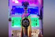 Najdroższa wódka świata skradziona z baru