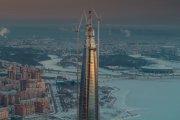 Nowy najwyższy budynek Europy powstaje w Sankt Petersburgu
