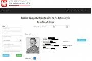 Powstał krajowy rejestr pedofilów i gwałcicieli