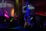Roboty-striptizerki na targach technologii w Las Vegas