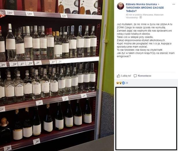 z22849316Q,Zakaz-eksponowania-alkoholu-na-Targowku.jpg